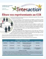 Interaction - Octobre 2019