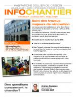 INFOCHANTIER habitations Dollier-de-Casson