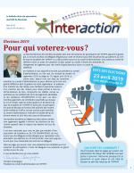 Interaction mars 2019
